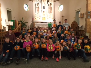 Pumpkin Mass 2019
