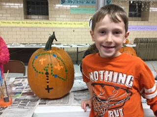 pumpkin painting 2019